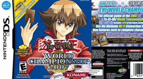 World Chionship Decks 2007 by World Chionship 2007 Cheats Yugioh World