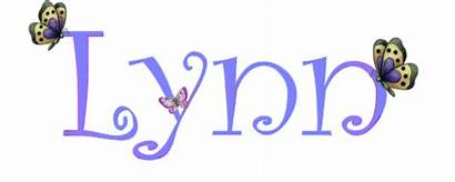 Lynn Animated Names Animation