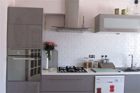 journaldesfemmes cuisine cuisine gris perle quelle couleur pour sol et murs