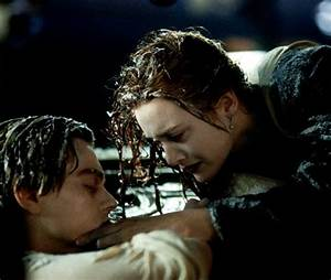 "Rose: ""Jack. Jack, wake up. Jack?"" Titanic 