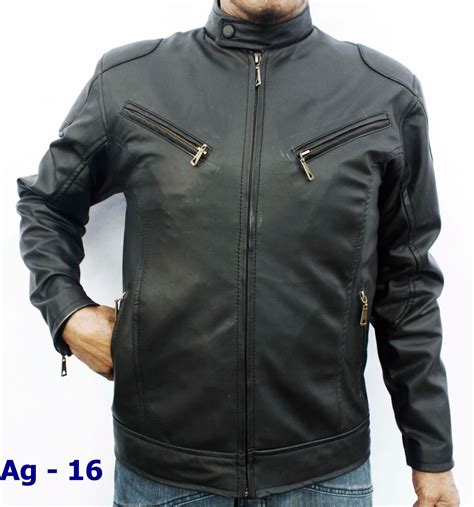 agro kulit tasikmalaya contoh model jaket kulit