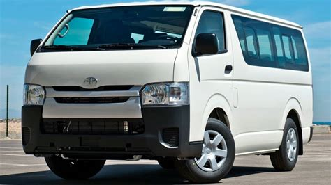 Toyota Hiace Picture by Toyota Hiace 2019