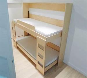 download fold away bunk bed plans pdf fine woodworking With fine 3 bed plans images