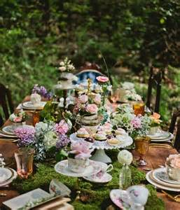mariage au pays des merveilles table de reception mariage au pays des merveilles mariage