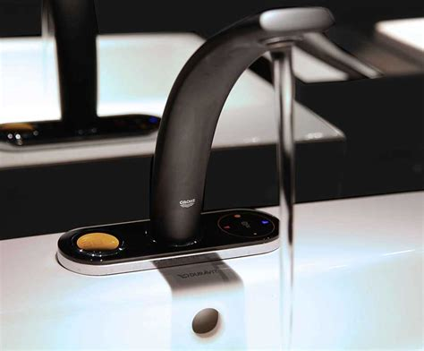 grohe digital temperature faucet