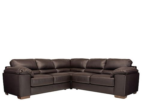 3 pc leather sectional sofa cindy crawford maglie 3 pc leather sectional sofa dark