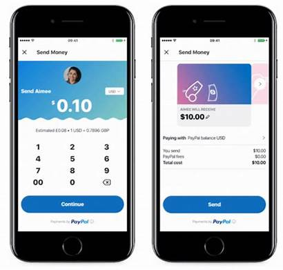 Paypal Skype App Money Send Iphone Ipad