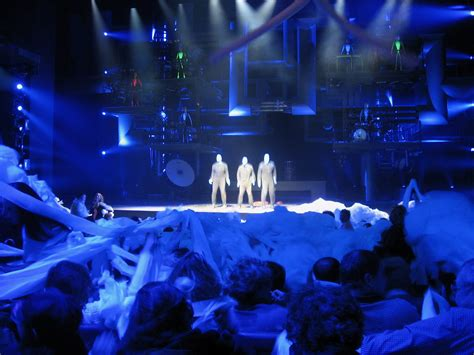 blue man group blue man groups theatrical acts