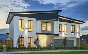 Single Level Home Plans Precast Concrete Houses Austere Yet Practical Design Houz Buzz