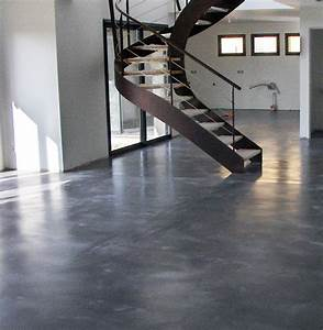 Beton Cire Deco : tendances conseils b ton cir deco design ~ Premium-room.com Idées de Décoration