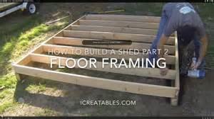 how to frame a floor how to frame a floor images