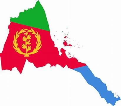 Eritrea Flag Map Clipart 1280 Svg Pinclipart