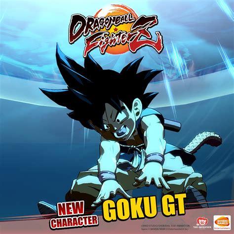 dragon ball fighterz adding kid goku  dragon ball gt