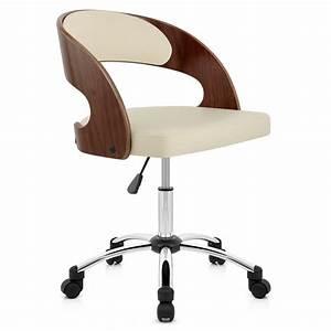 Chaise De Bureau Bois : chaise de bureau evergreen ~ Preciouscoupons.com Idées de Décoration