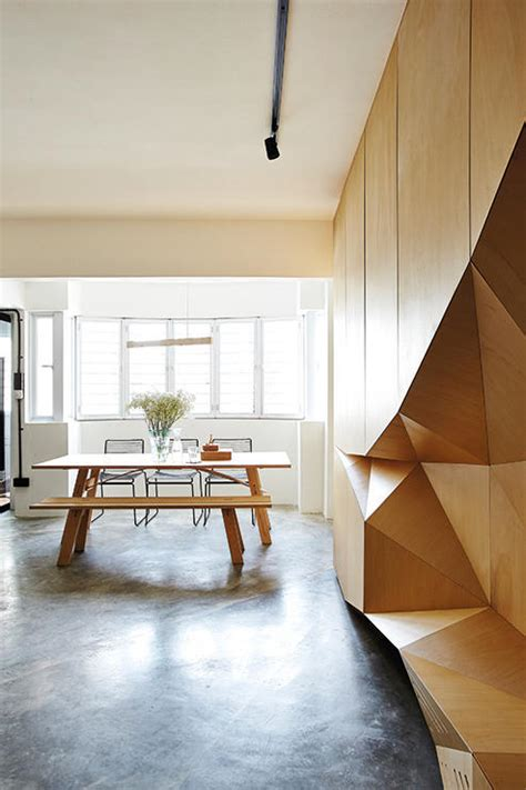 homes  combine light wood  white perfectly