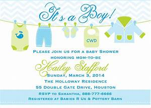 Free baby boy shower invitation templates theruntimecom for Baby shower boy invitation templates free