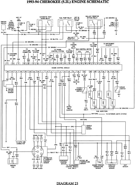 Jeep Cherokee Wiring Diagram Volovets Info