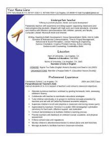 resume profile for preschool 28 best images about resumes on resume template college resume