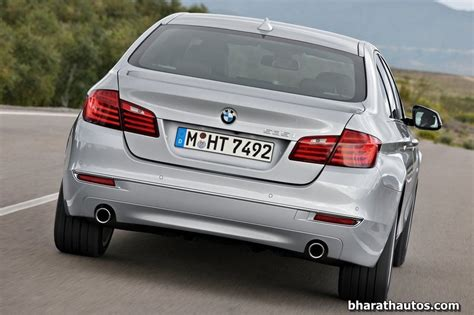 bmw  series facelift luxury sedan launched  india  rs