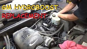 Gm Truck  Hydroboost Hydraulic Brake Booster