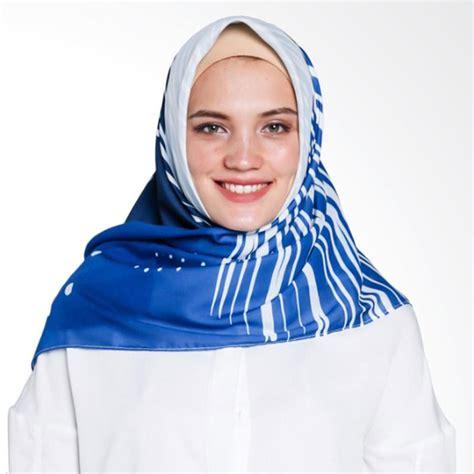 jual sarah sofyan faible hijab navy blue  harga