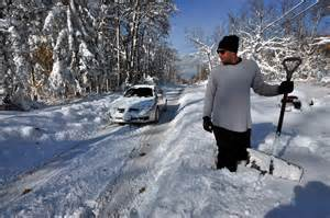 Buffalo New York Snow