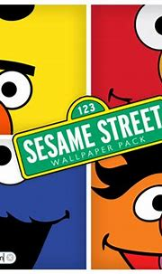 Sesame Street Wallpaper - WallpaperSafari