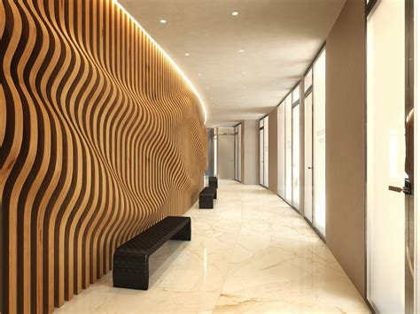 Best Interior Design Of A Private Clinic In Kuwait City