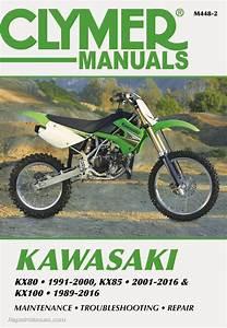 Kawasaki Kx80   U0026 39 91