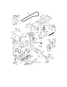 36 inch craftsman lt1000 deck belt diagram 36 free engine image for user manual