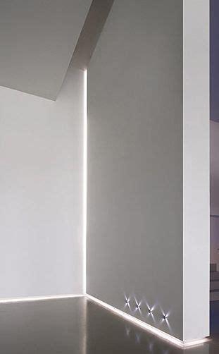 flos lada delta light led profile lighting for use in corners lada