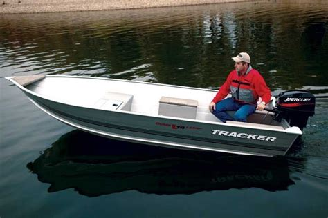 Tracker Utility Boats by Research Tracker Boats Guide V14 Laker Riveted V