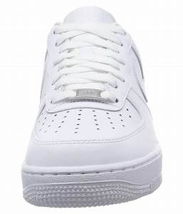 Nike Air Force 1 White Running Shoes