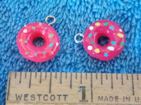 Good morning mornings morning coffee pink panther night panther pink. Lot Of 73 New Pink Sprinkled Donuts Charm | eBay