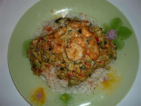 recette riz cuisiné riz au crevettes recettes