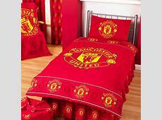 Modern Manchester United Interior Bedroom Decoration Theme