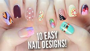 Easy nail art designs for beginners the ultimate guide