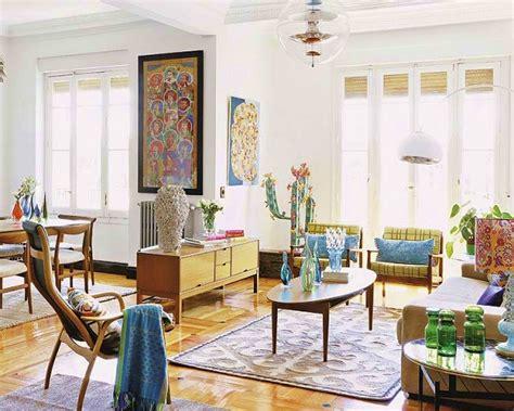 Vintage Home Style : Cómo Decorar Un Salón Estilo Vintage