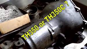 How To Th350 Pump Id Lockup Or Non-lockup