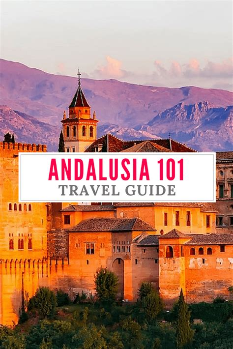andalusia places visit travel wandertooth spain guide