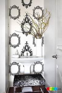 Bathroom:Decorating Modern Summer Bathroom Decor Style ...
