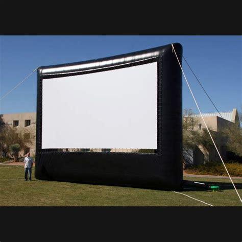 open air cinema elite  inflatable indoor outdoor