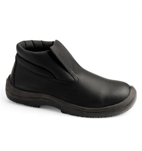 chaussure de cuisine noir s24 chaussures de sécurité de cuisine sarthe noir 285