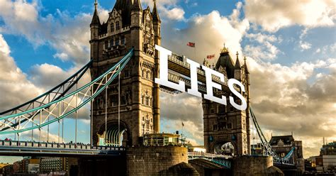 Facts About London That Are Actually Lies - Thrillist