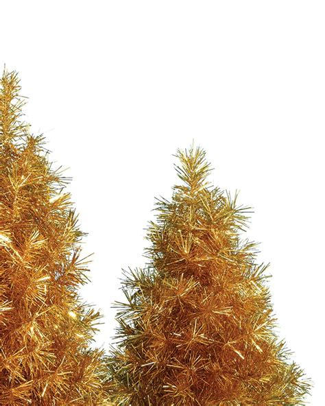 struck gold tabletop christmas tree trio for sale treetopia