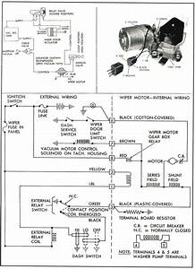 21 Unique Wiper Motor Wiring Diagram Chevrolet