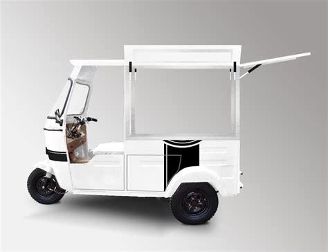 tuk tuk cuisine le nouveau tuktuk mazaki transporter showroom triporteur