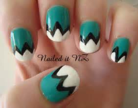 Gallery for gt easy nail designs short nails to do at home