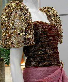 Edwin Uy Fashion Designer Filipiniana Dress Filipiniana Filipiniana Modern