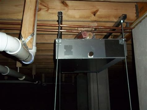 Mitsubishi Ducted Mini Split System by What Do Ducted Mini Splits Look Like Home Energy Pros Forum